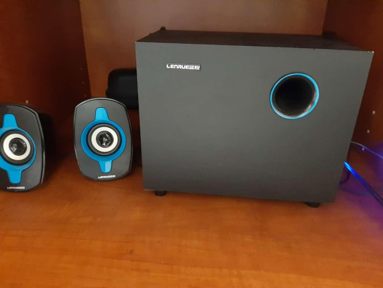 מחשבים וציוד נלווה רמקולים למחשב 2