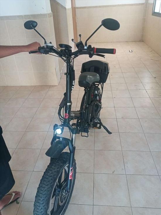 אופניים חשמליים 48v משופרת