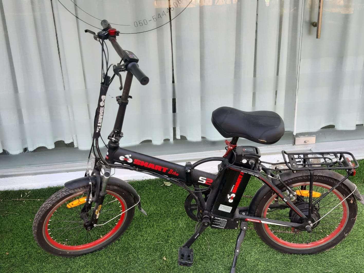 אופניים אופניים חשמליים 9