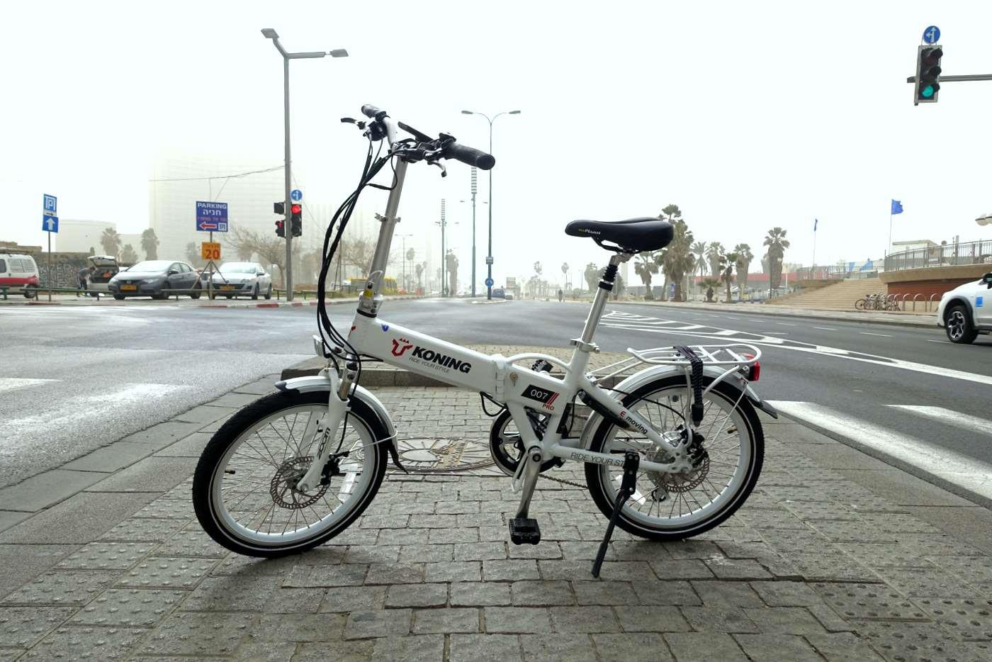 אופניים אופניים חשמליים 4