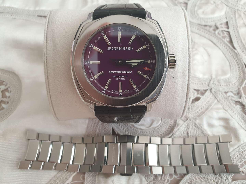 שעון שוויצרי  JEANRICHARD