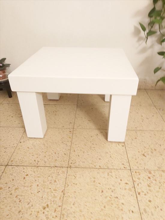 שולחן קפה סלוני חדש  עץ מלא