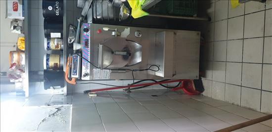 מכונת ייצור גלידה