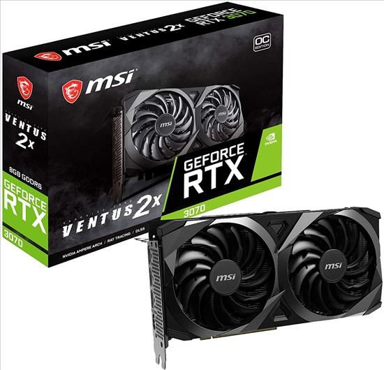 MSI GeForce RTX 3070 Gaming X