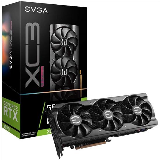 EVGA GeForce RTX 3070 Ti FT