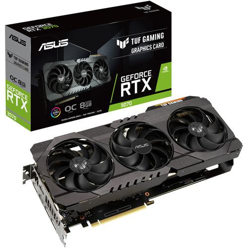 ASUS TUF Gaming GeForce RTX 30