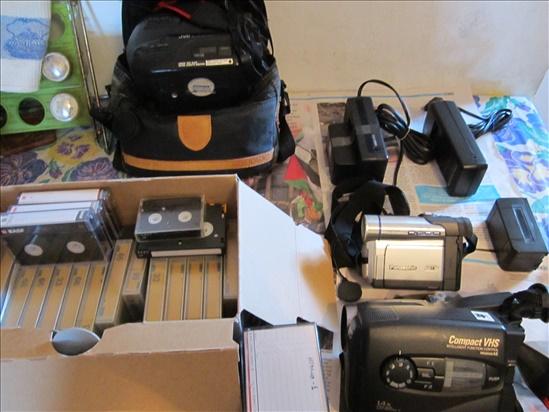 3מצלמות וידיאו ואביזרים