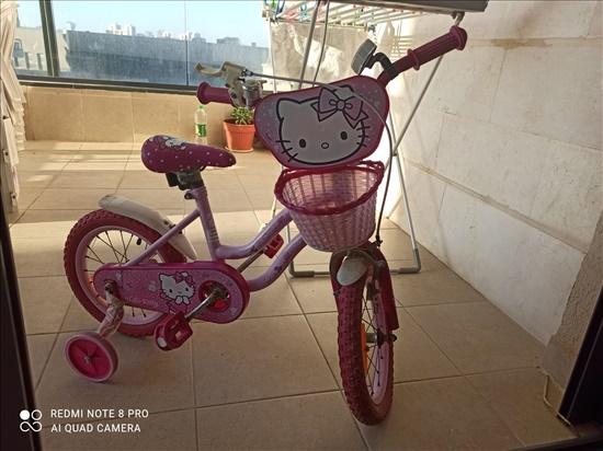 אופניים לילדות לגיל 3-5
