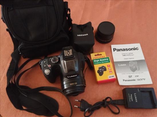 מצלמת פנסוניק זום אופטי  X60