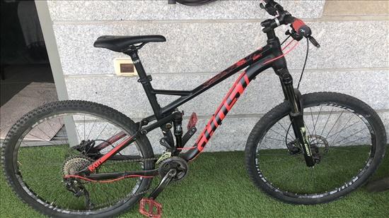 אופניי הרים ghost kato fs
