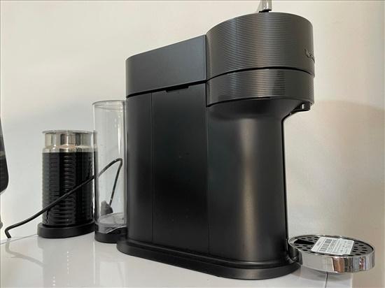 מכונת נספרסו Vertuo Next + מקצ