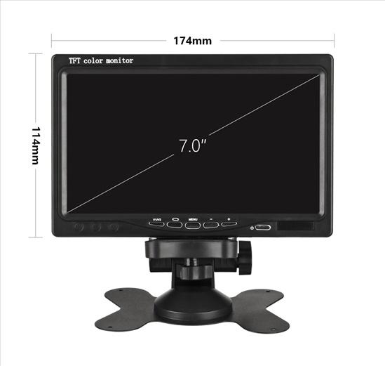 מוניטור 7 חדש למצלמת DSLR