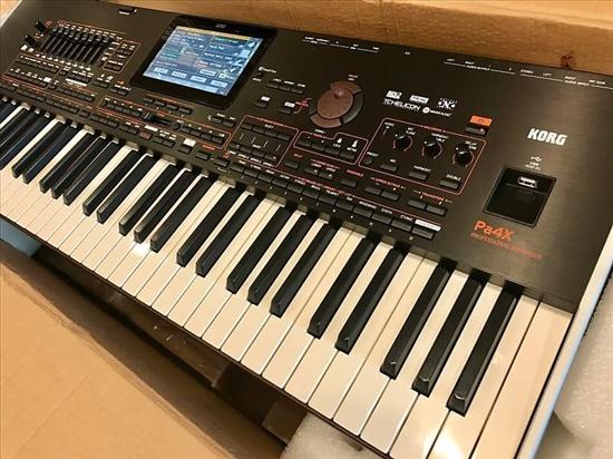 Korg Pa4X 61 Key Professional