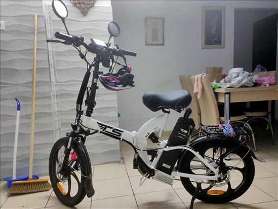 אופניים חשמליים Ts כולל אבזור